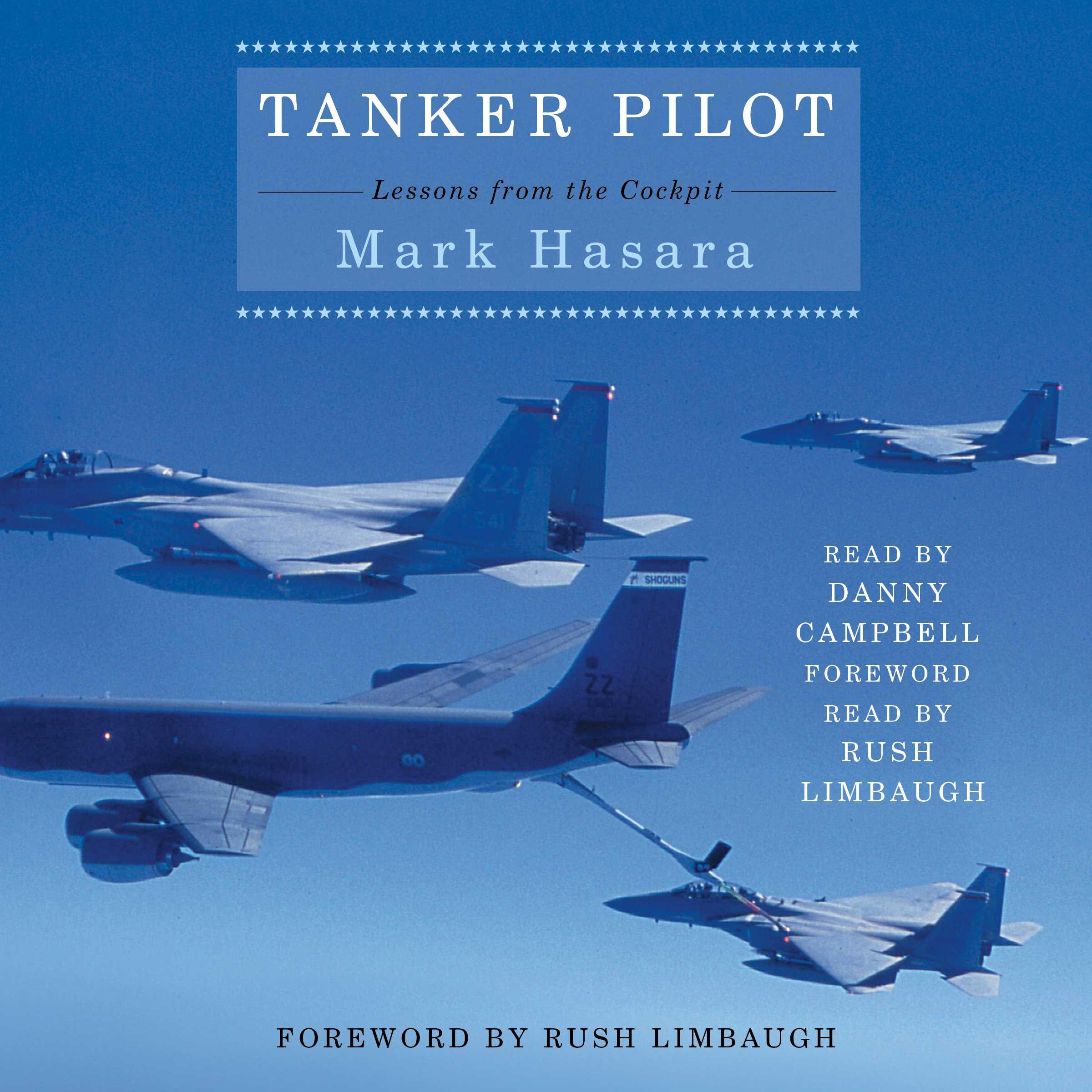 Tanker pilot 9781508245995 hr