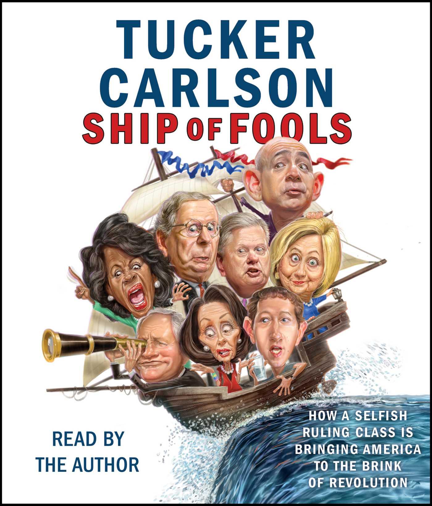 Ship of fools 9781508246350 hr
