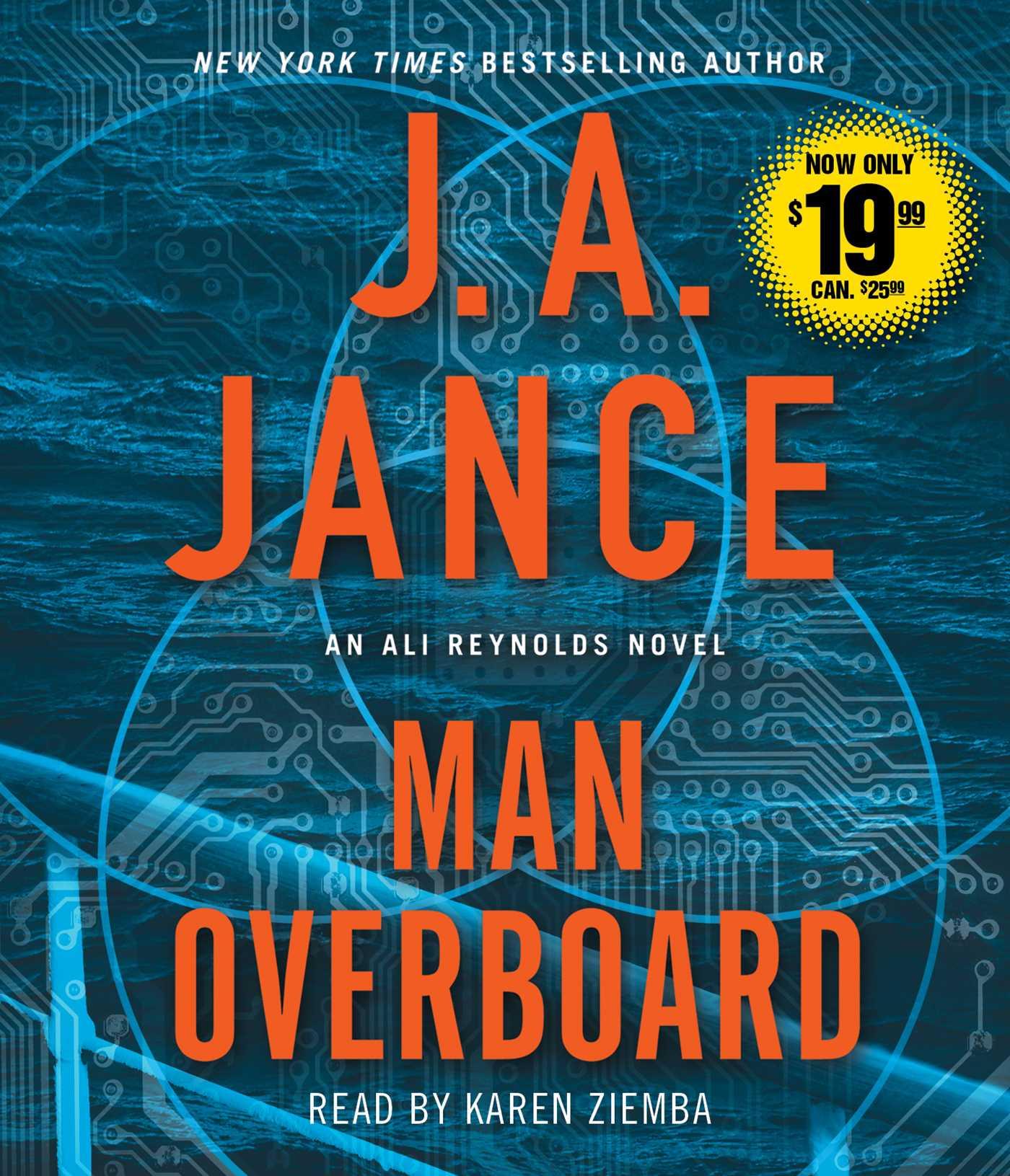 Man overboard 9781508249047 hr