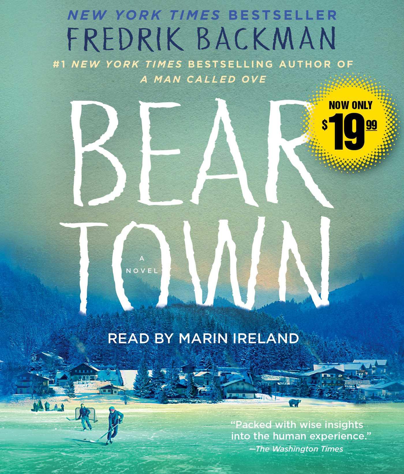 Beartown 9781508249092 hr