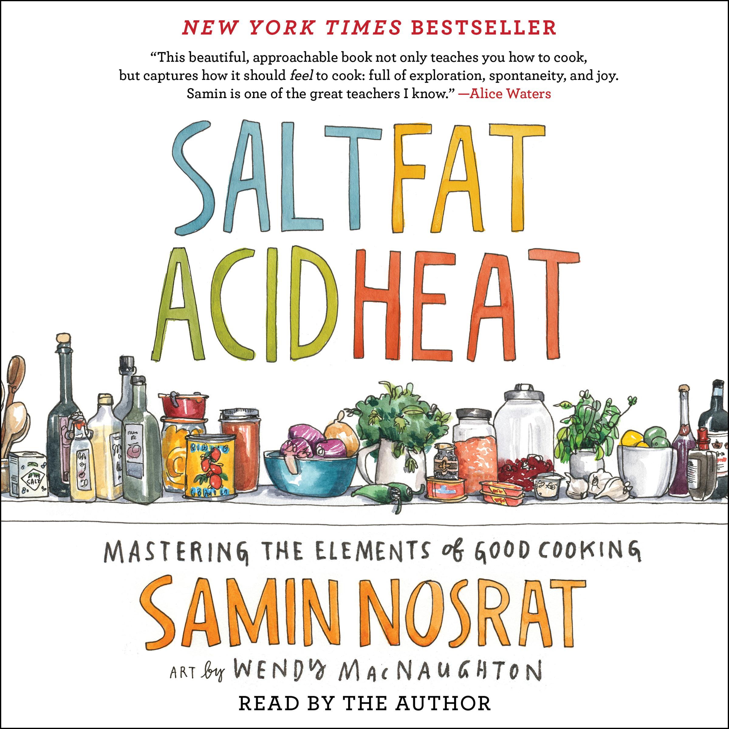 Salt fat acid heat 9781508249207 hr