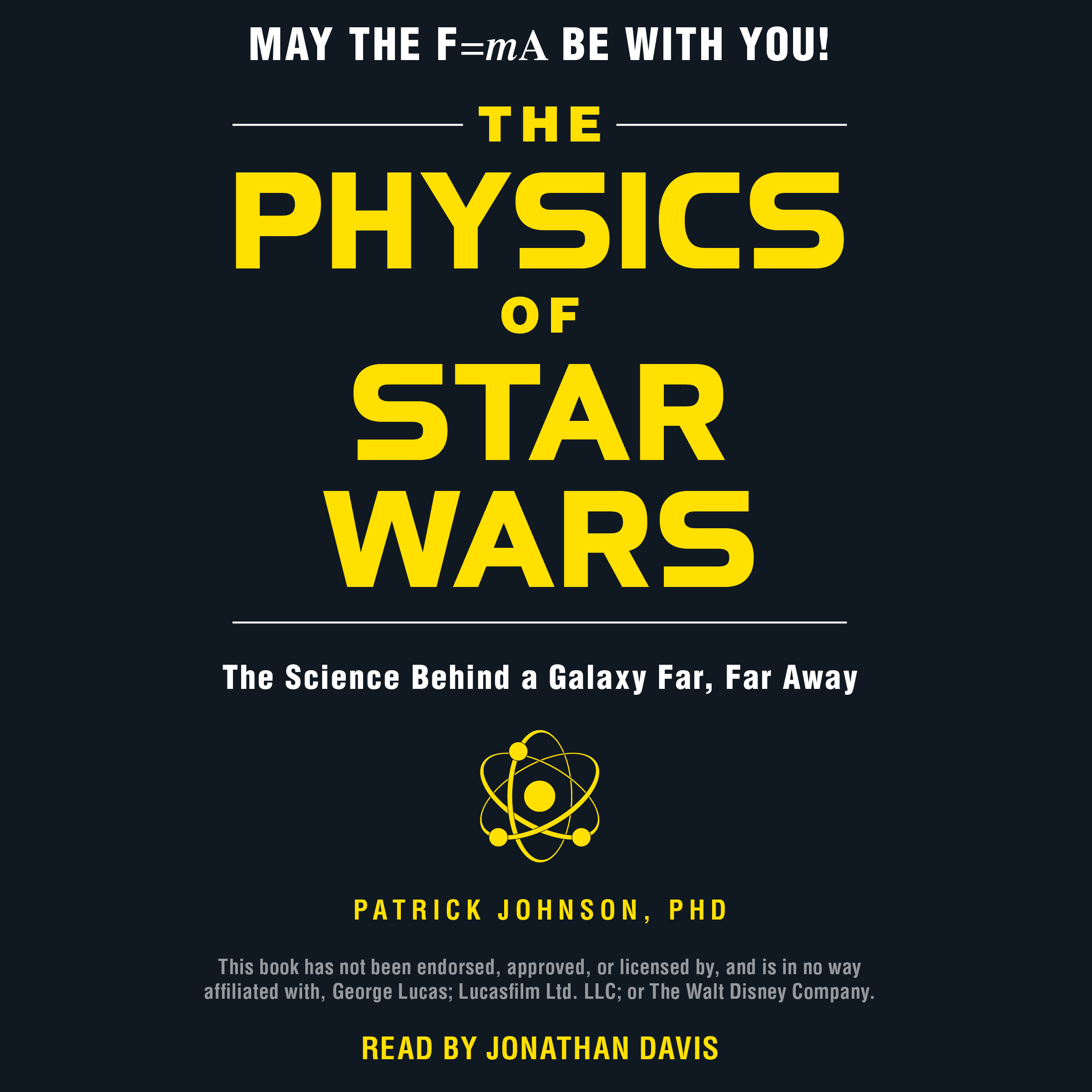 The physics of star wars 9781508250630 hr