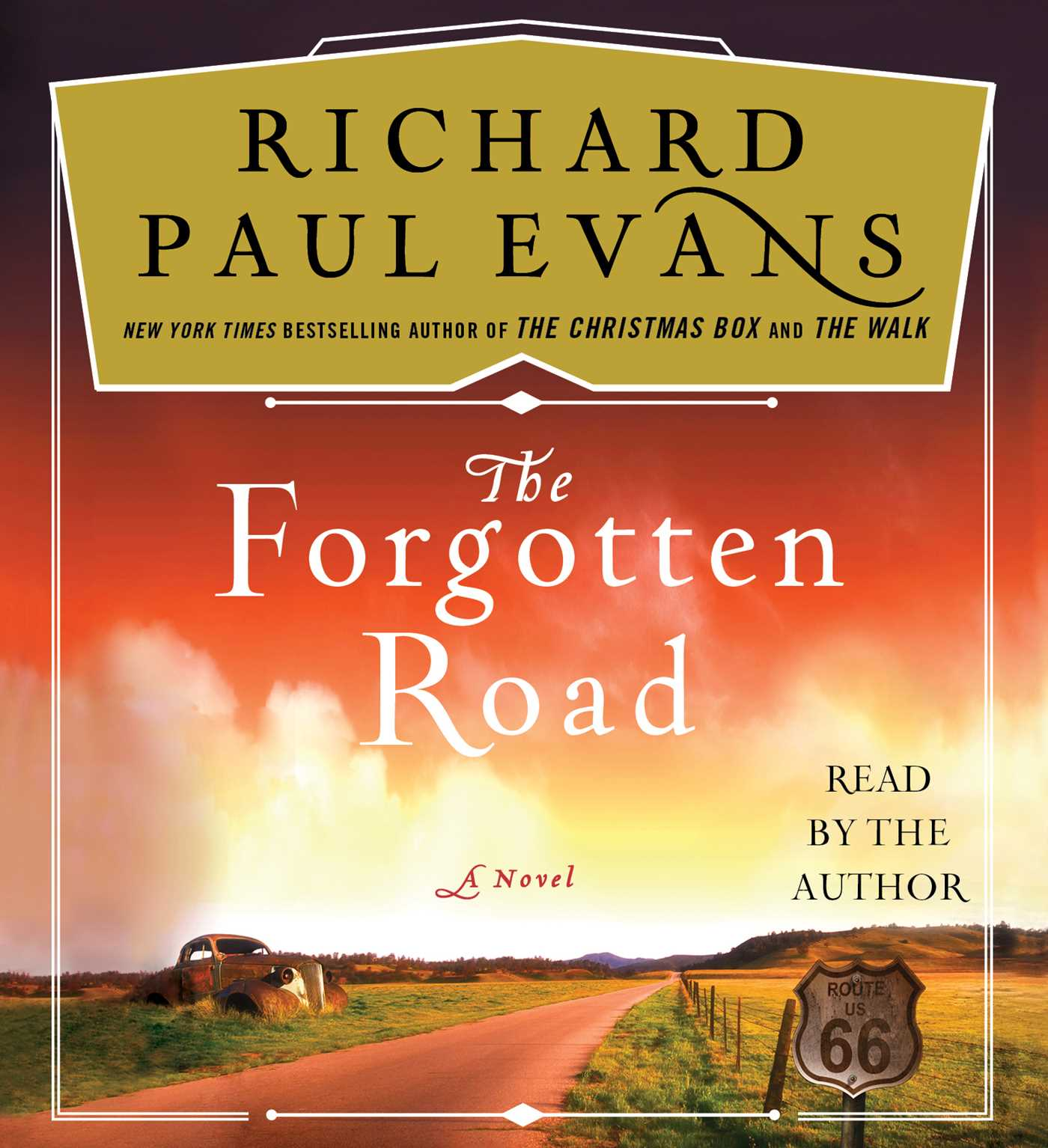 The forgotten road 9781508251675 hr