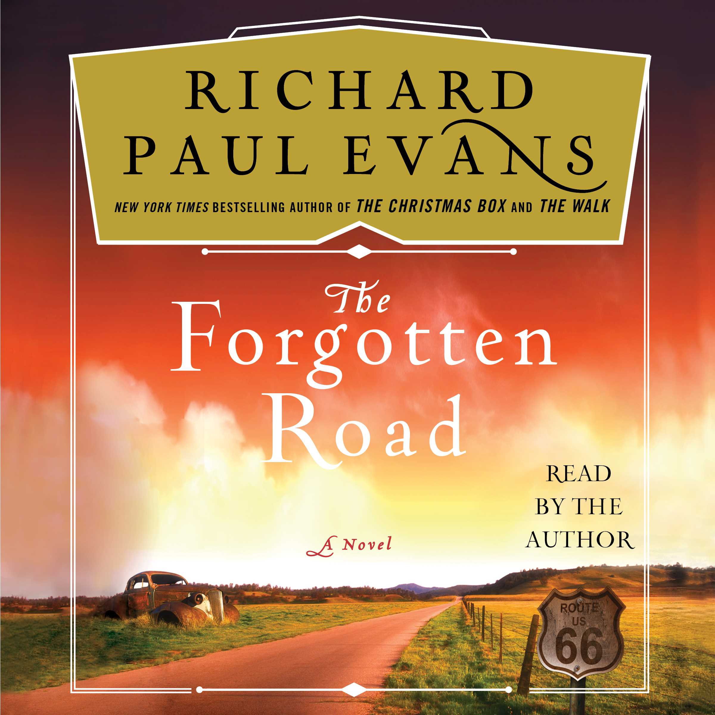 The forgotten road 9781508251682 hr