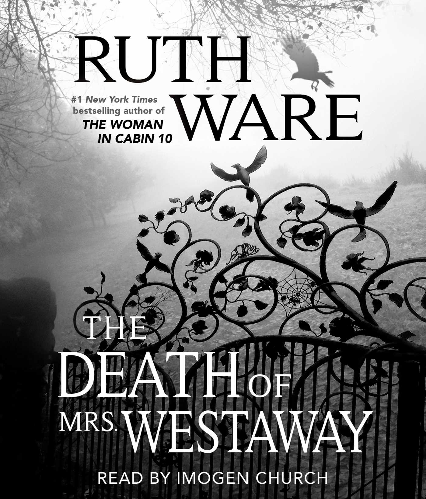 The death of mrs westaway 9781508251705 hr