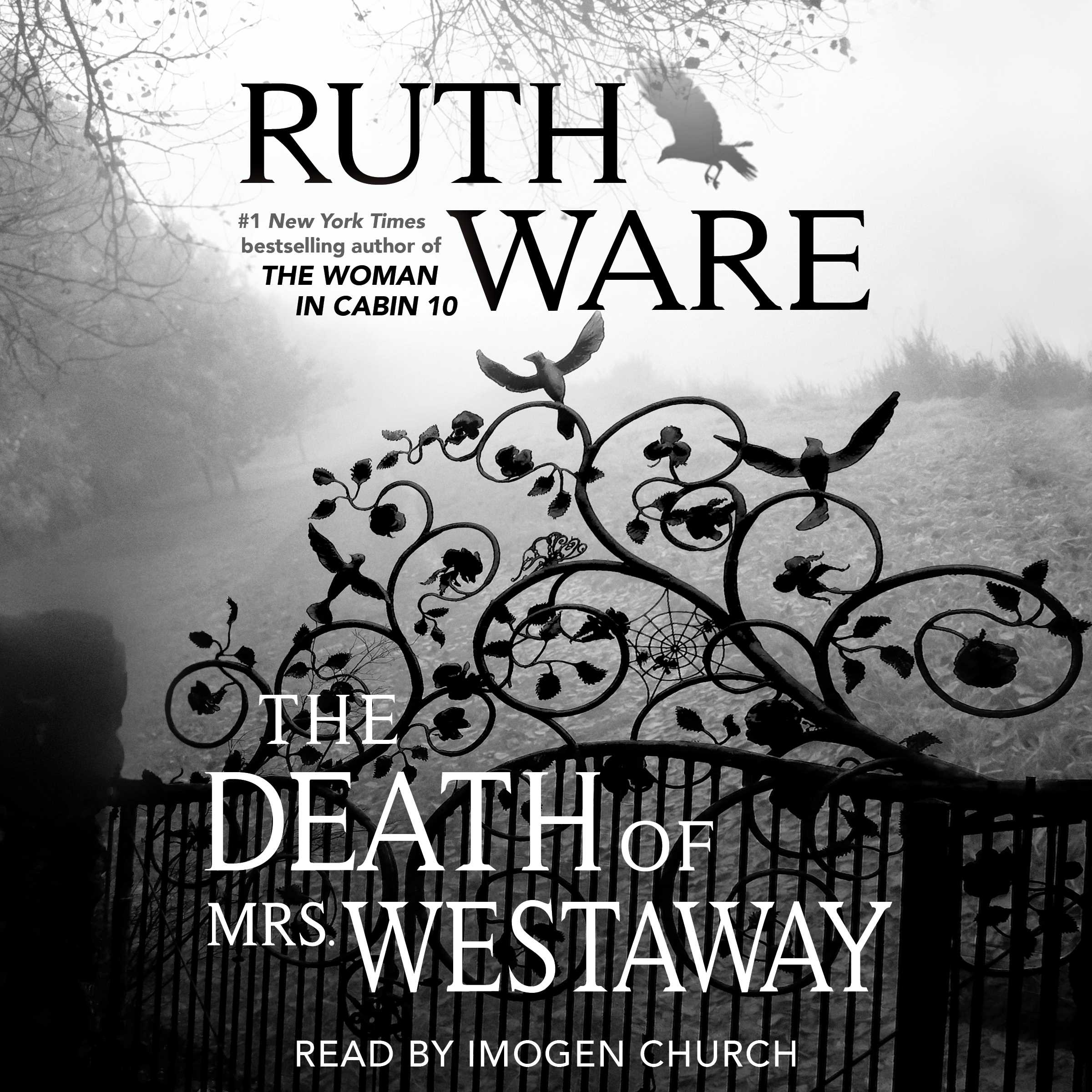 The death of mrs westaway 9781508251712 hr