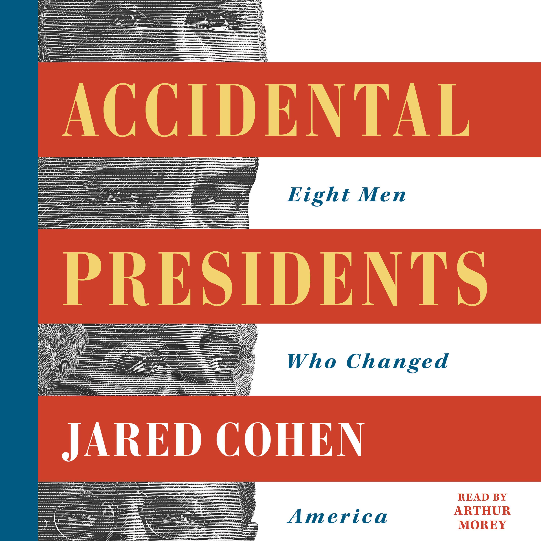 Accidental presidents 9781508252757 hr