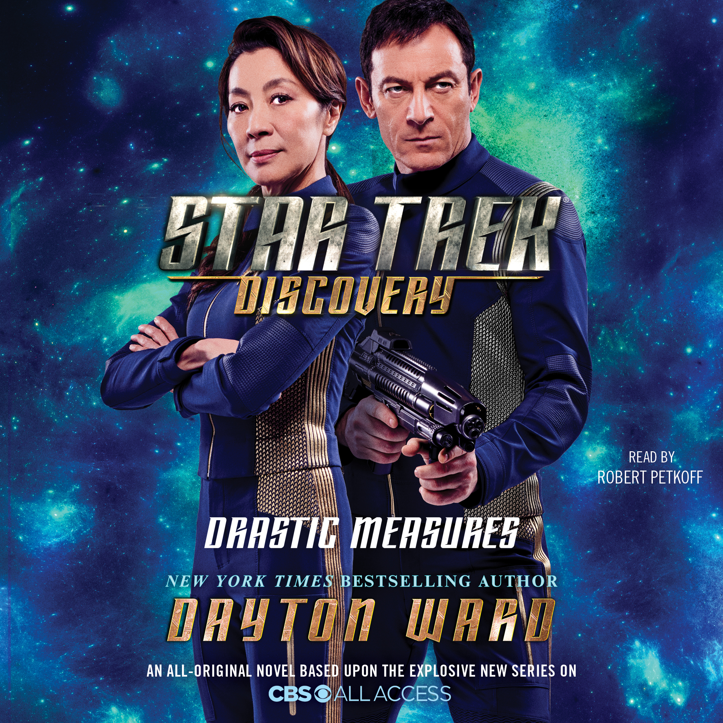 Star trek discovery drastic measures 9781508253037 hr
