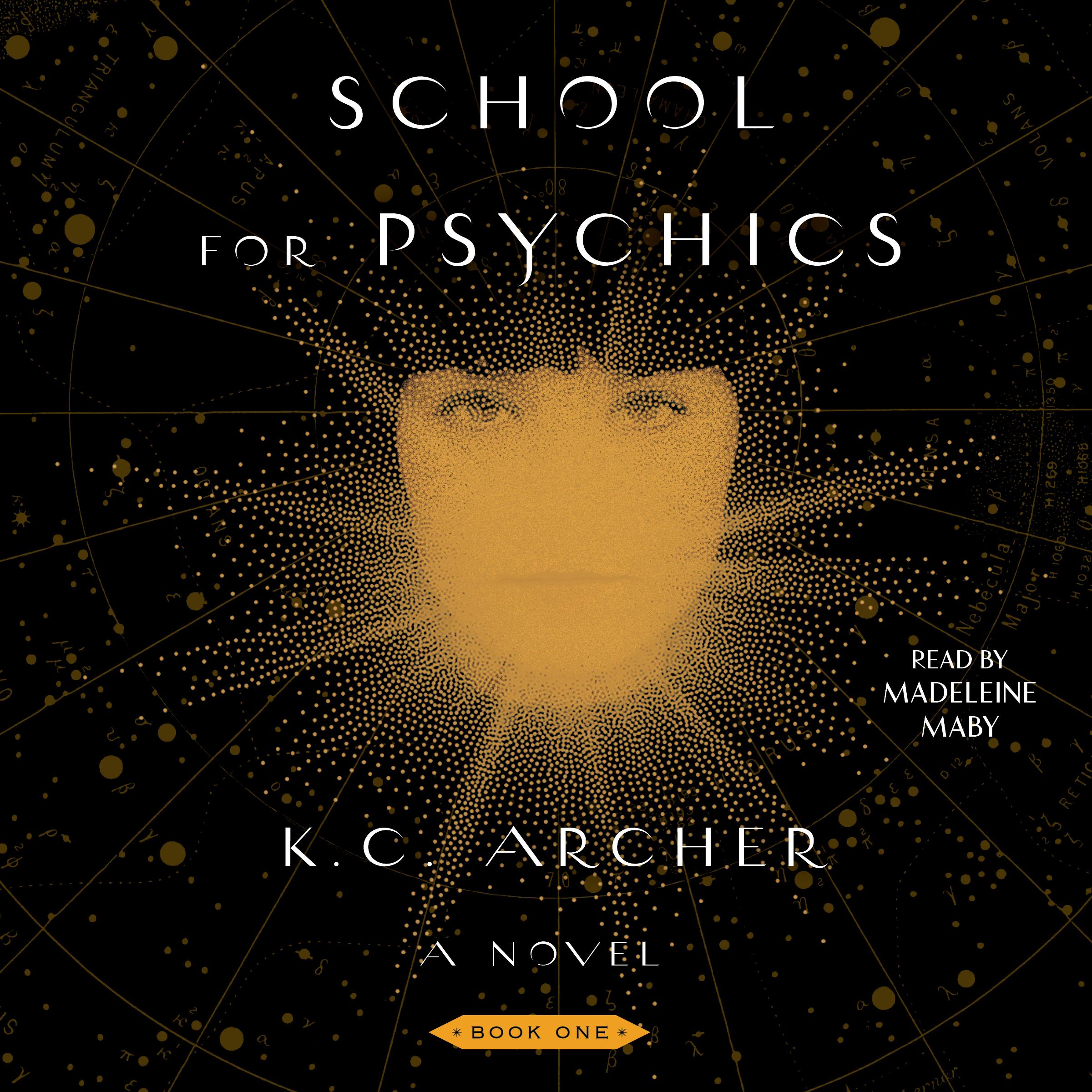 School for psychics 9781508254355 hr