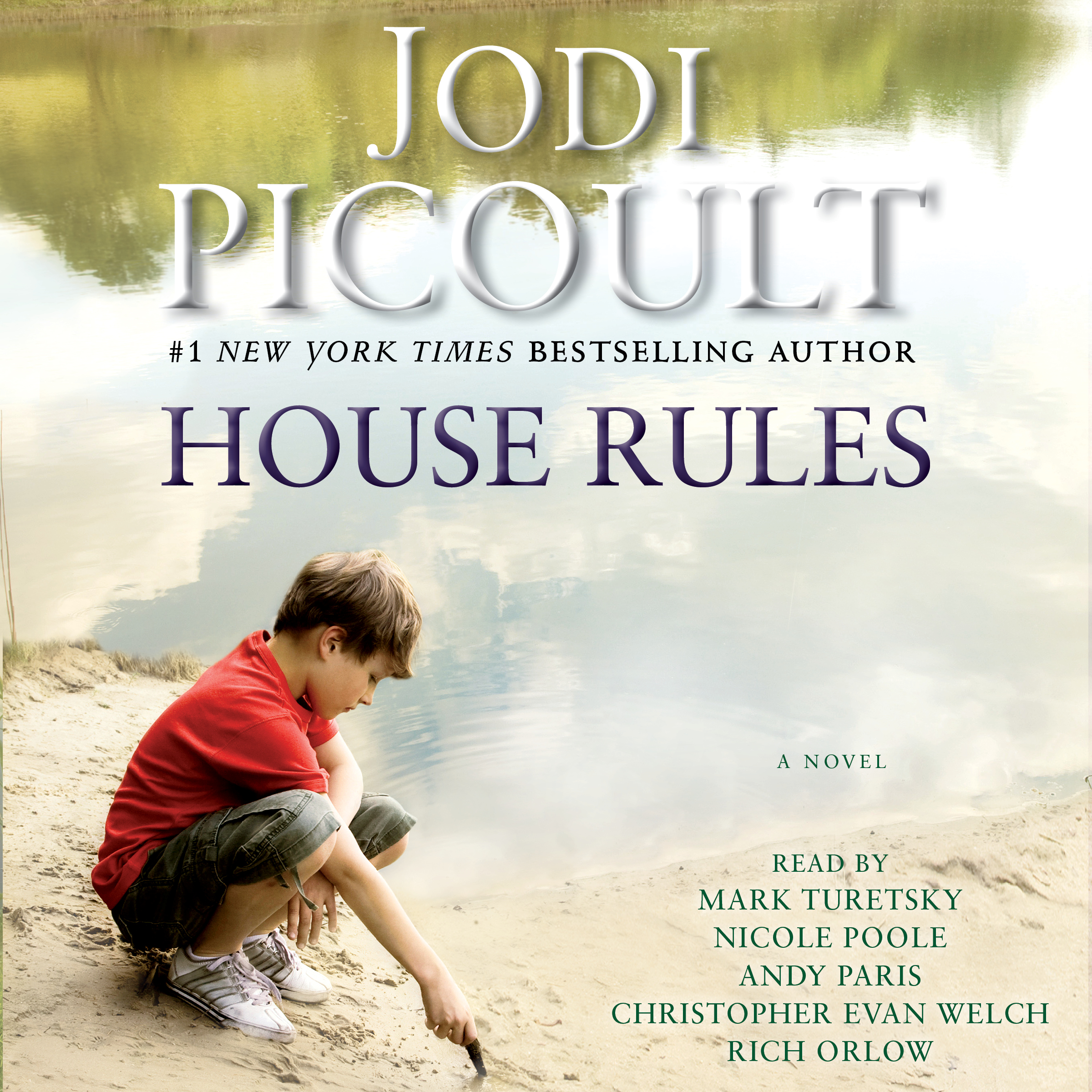 House Rules Audiobook by Jodi Picoult, Mark Turetsky, Rich