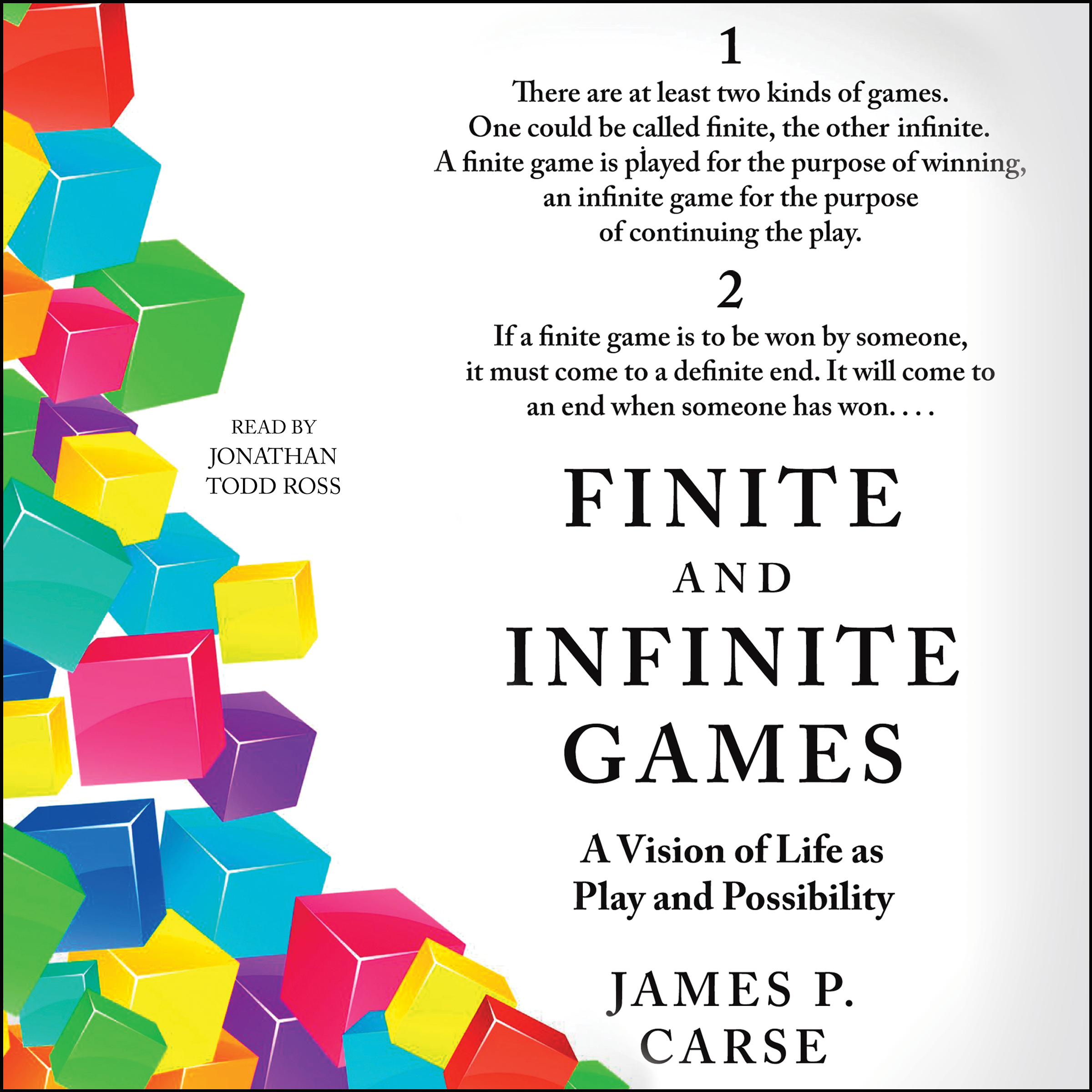 Finite and infinite games 9781508256809 hr