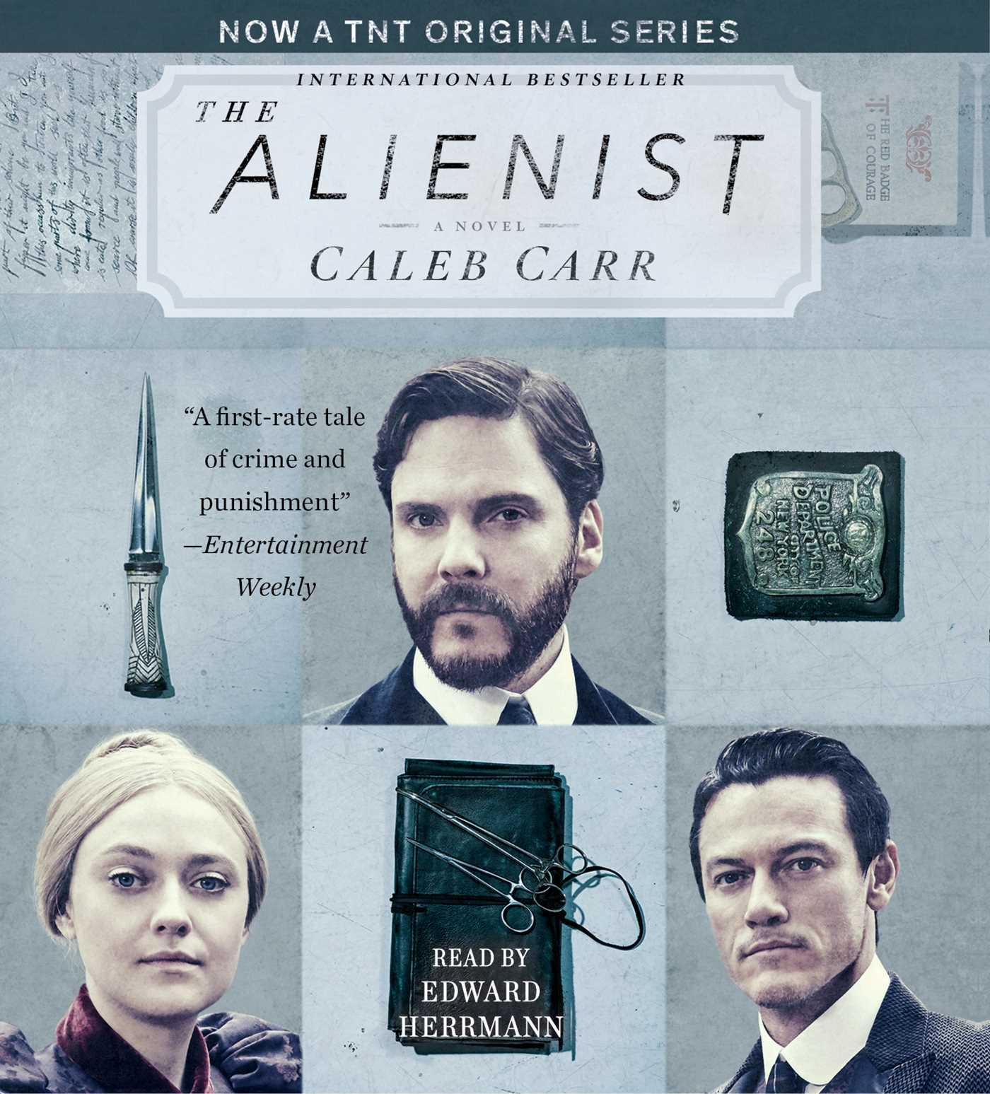 The alienist 9781508257332 hr