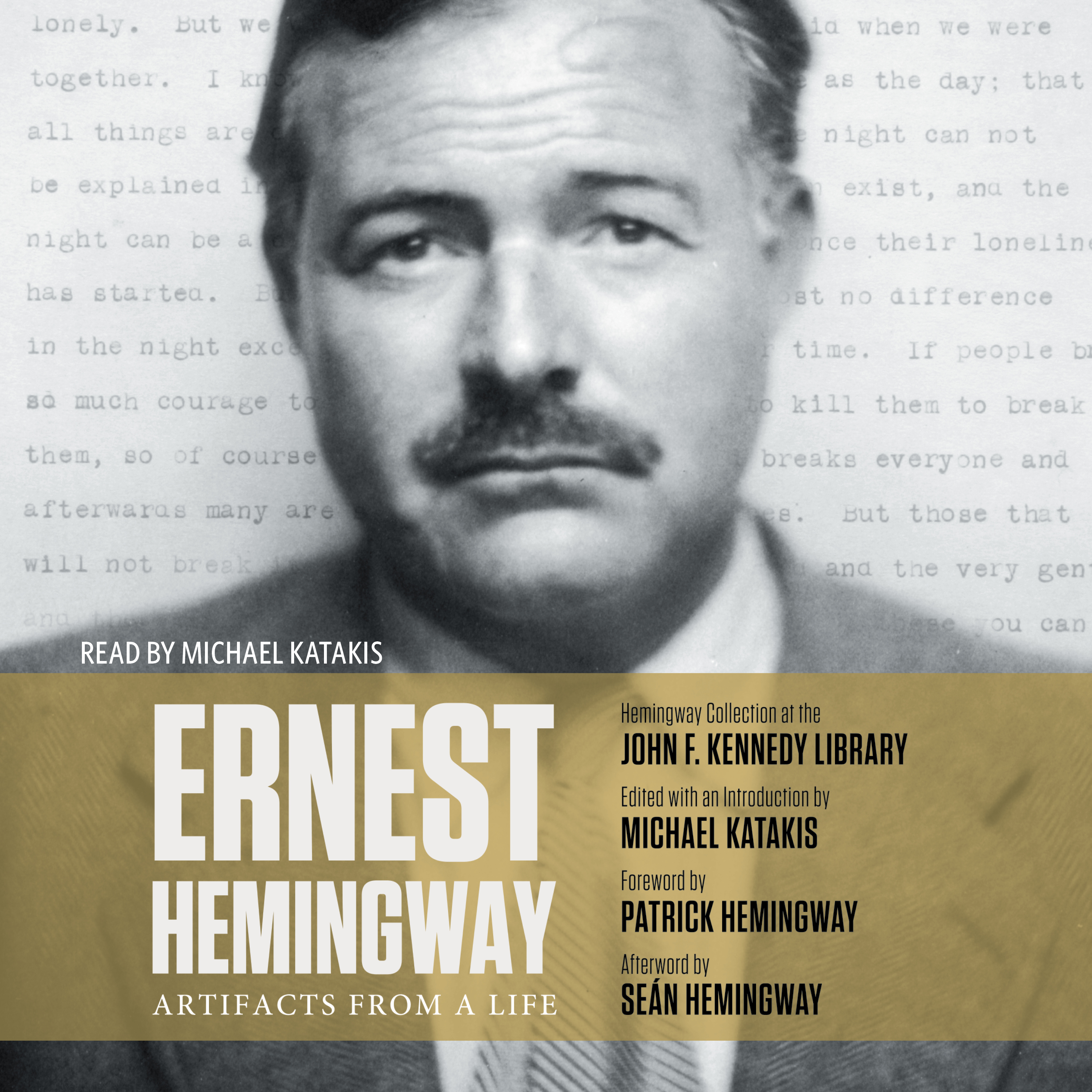 Ernest hemingway artifacts from a life 9781508257837 hr