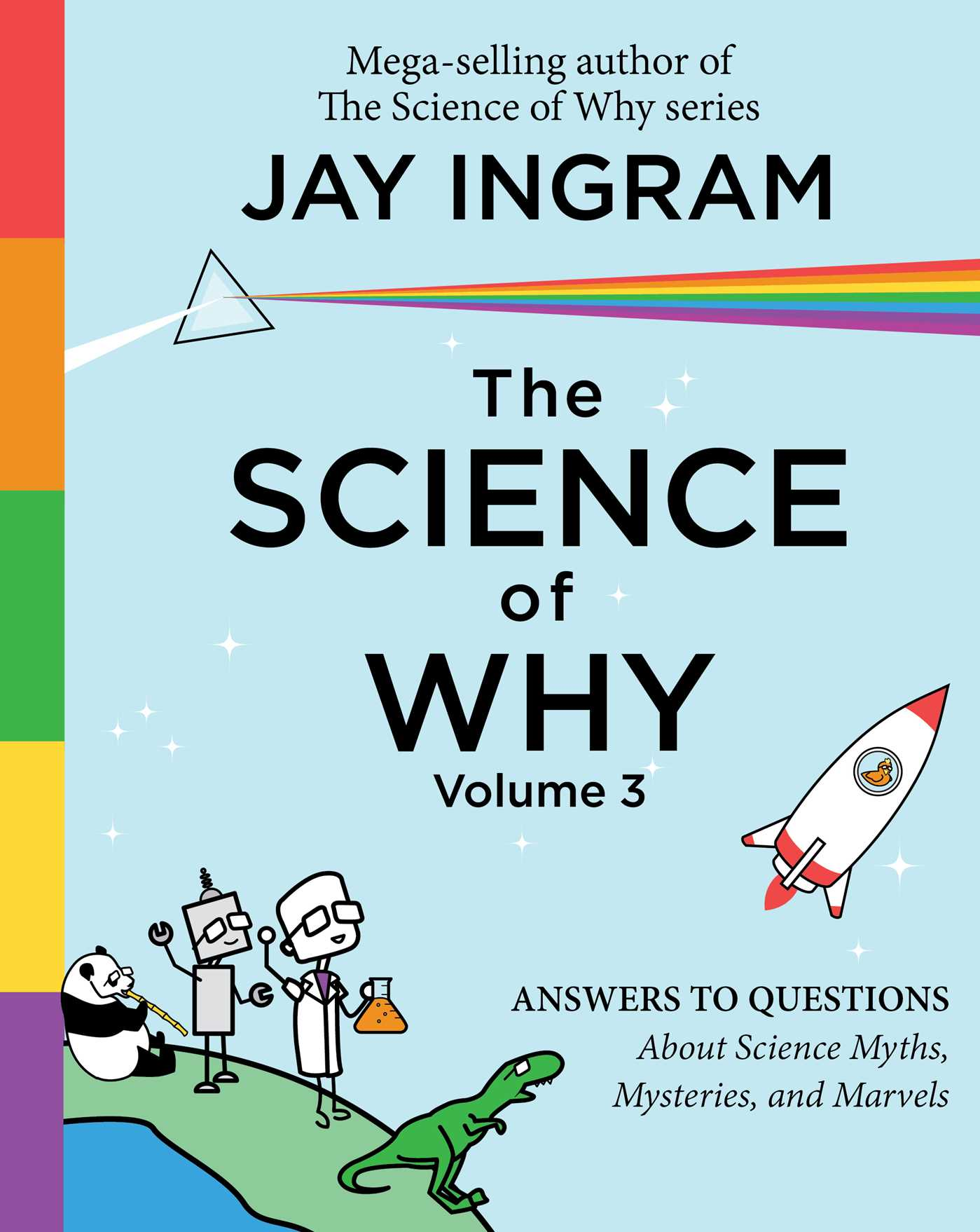 The science of why volume 3 9781508257950 hr