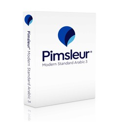 Pimsleur Arabic (Modern Standard) Level 3 CD