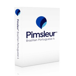 Pimsleur Portuguese (Brazilian) Level 4 CD