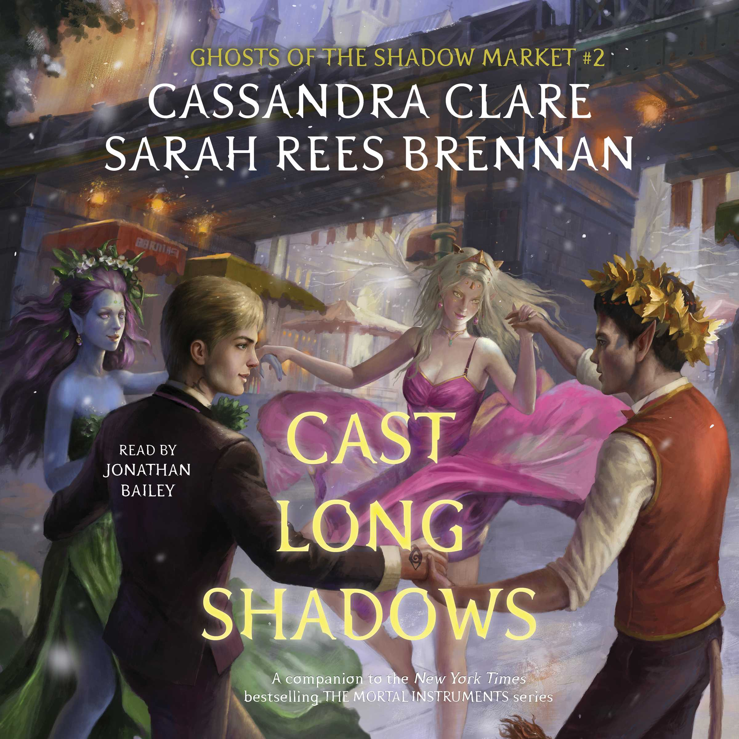 Cast Long Shadows (Audio)