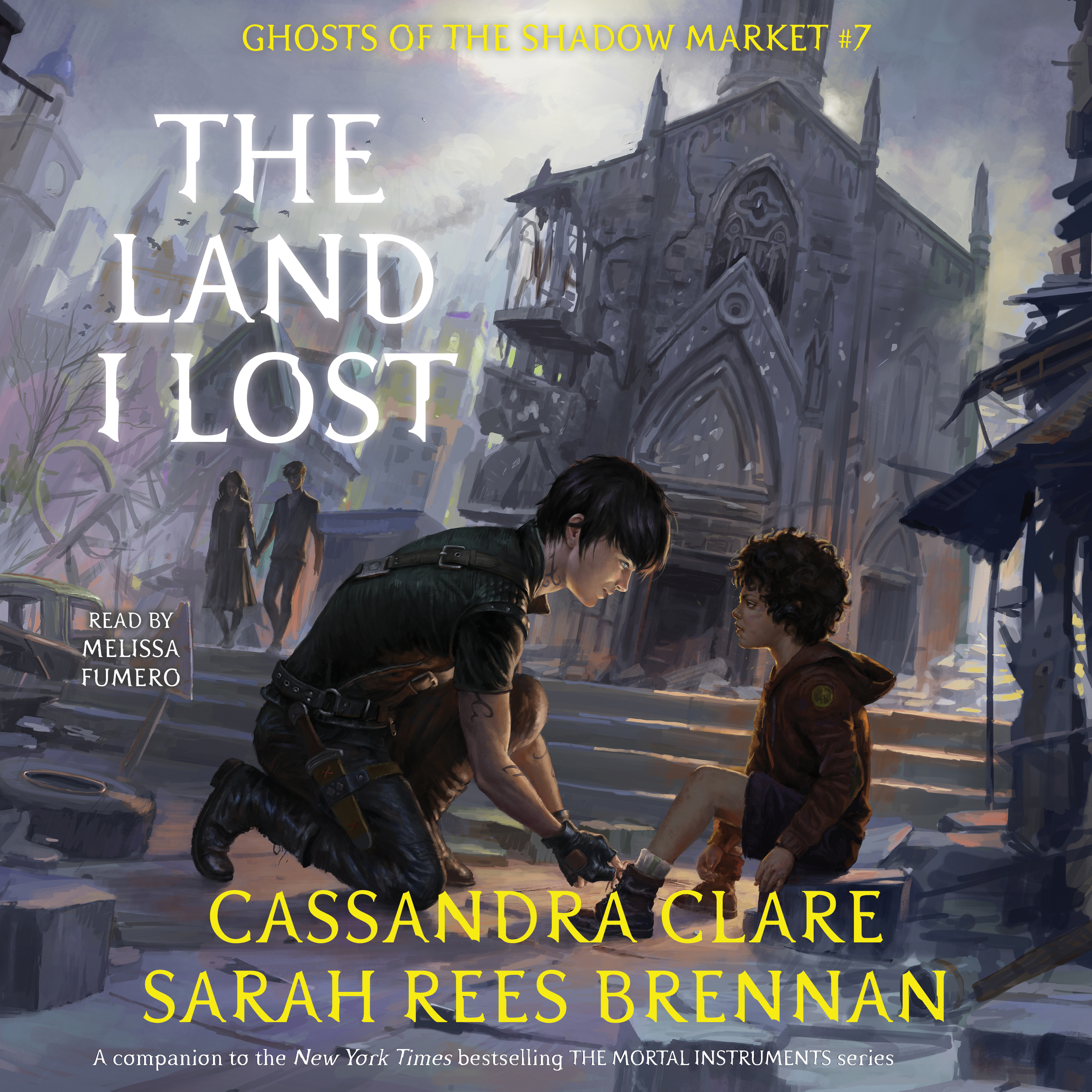 The Land I Lost (Audio)