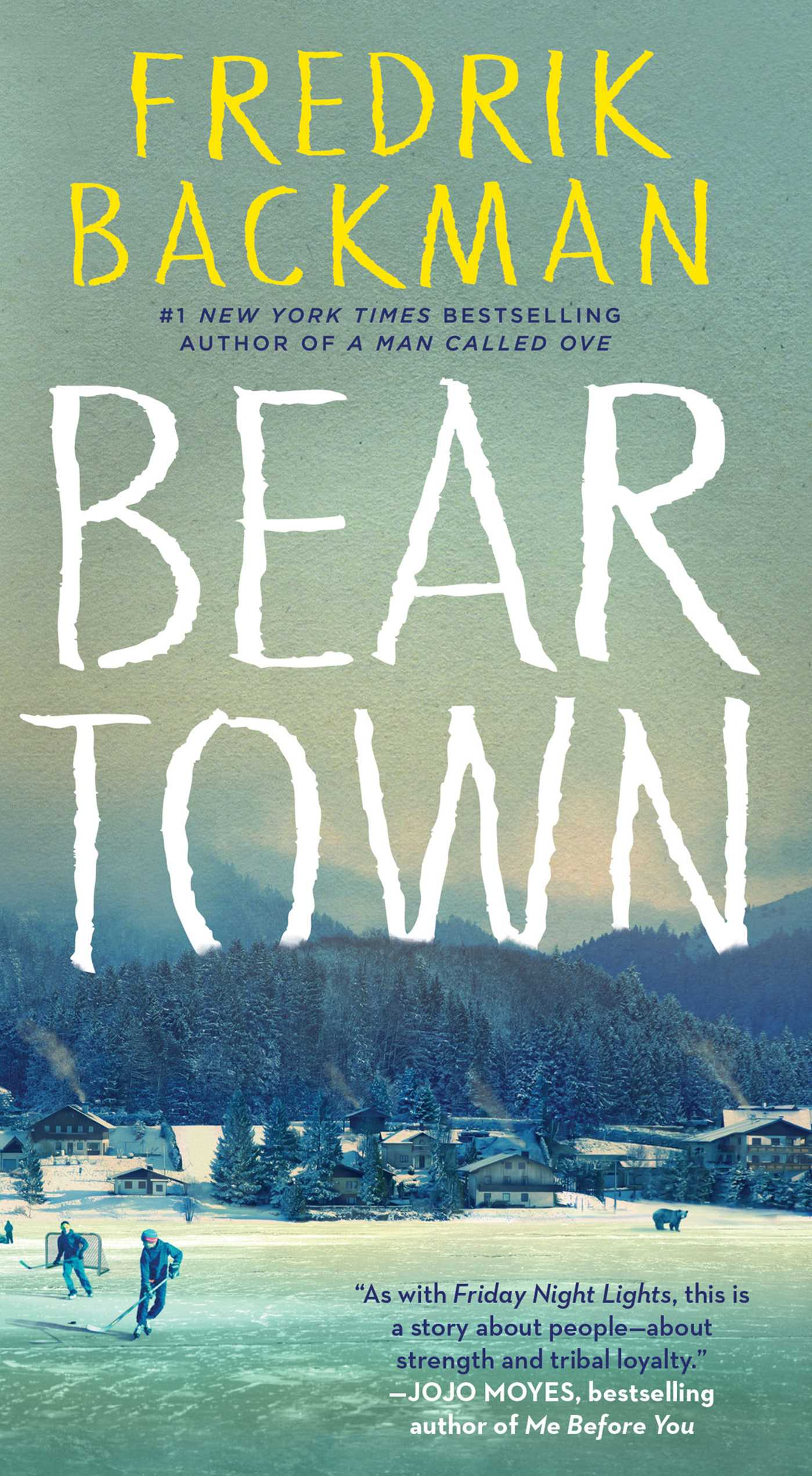 Beartown 9781508260516 hr