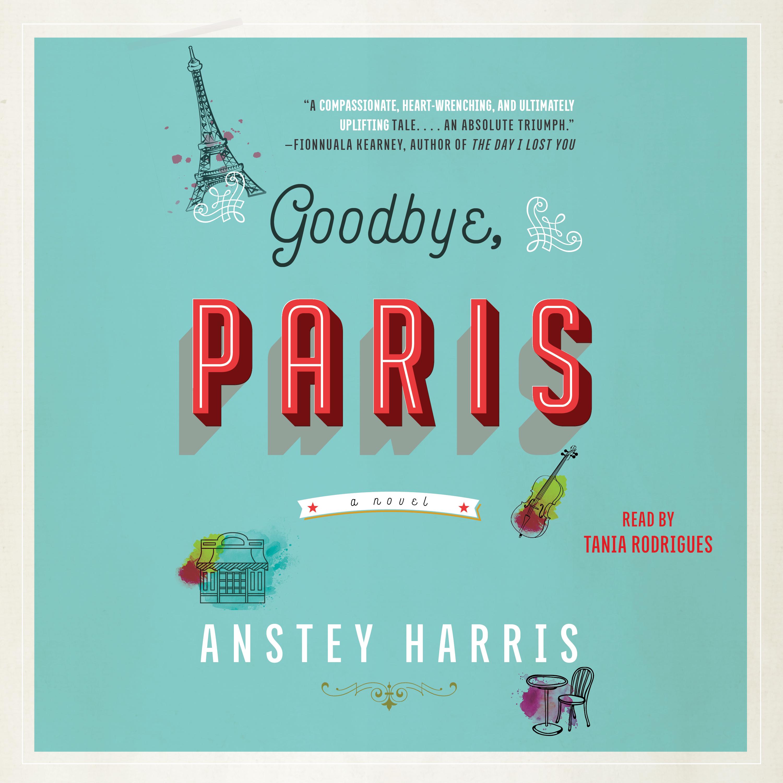 Goodbye paris 9781508261360 hr