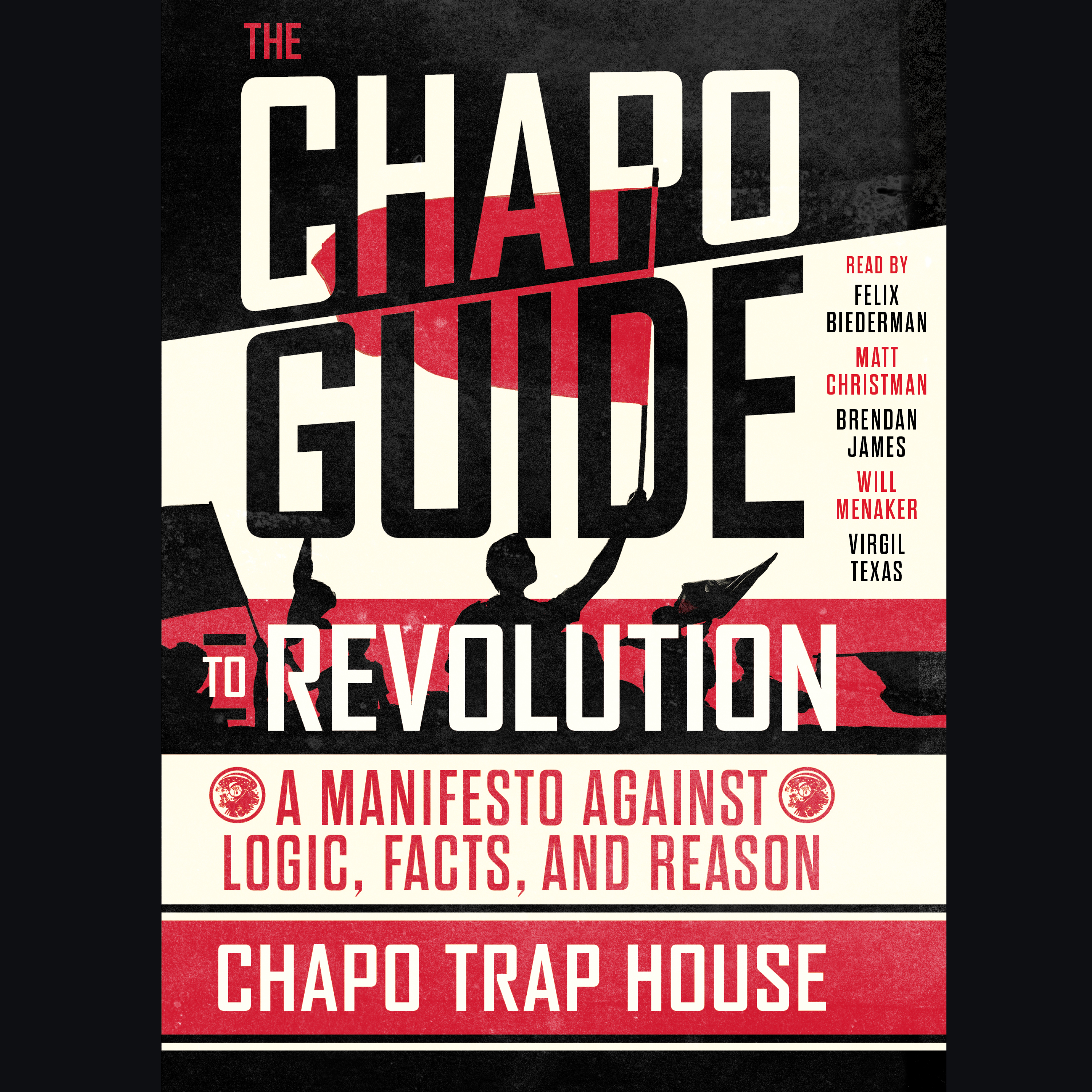 The chapo guide to revolution 9781508263265 hr