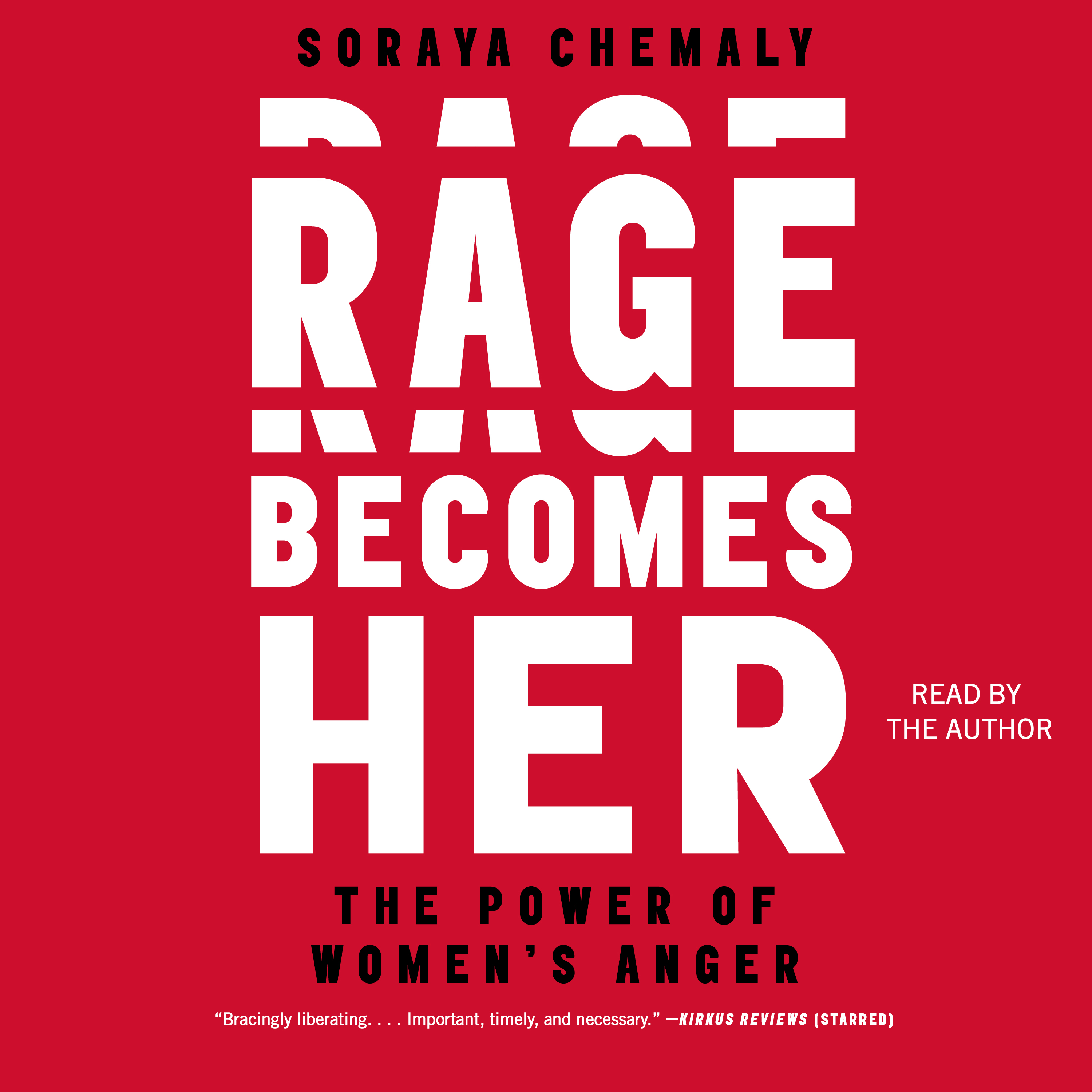 Rage becomes her 9781508266594 hr