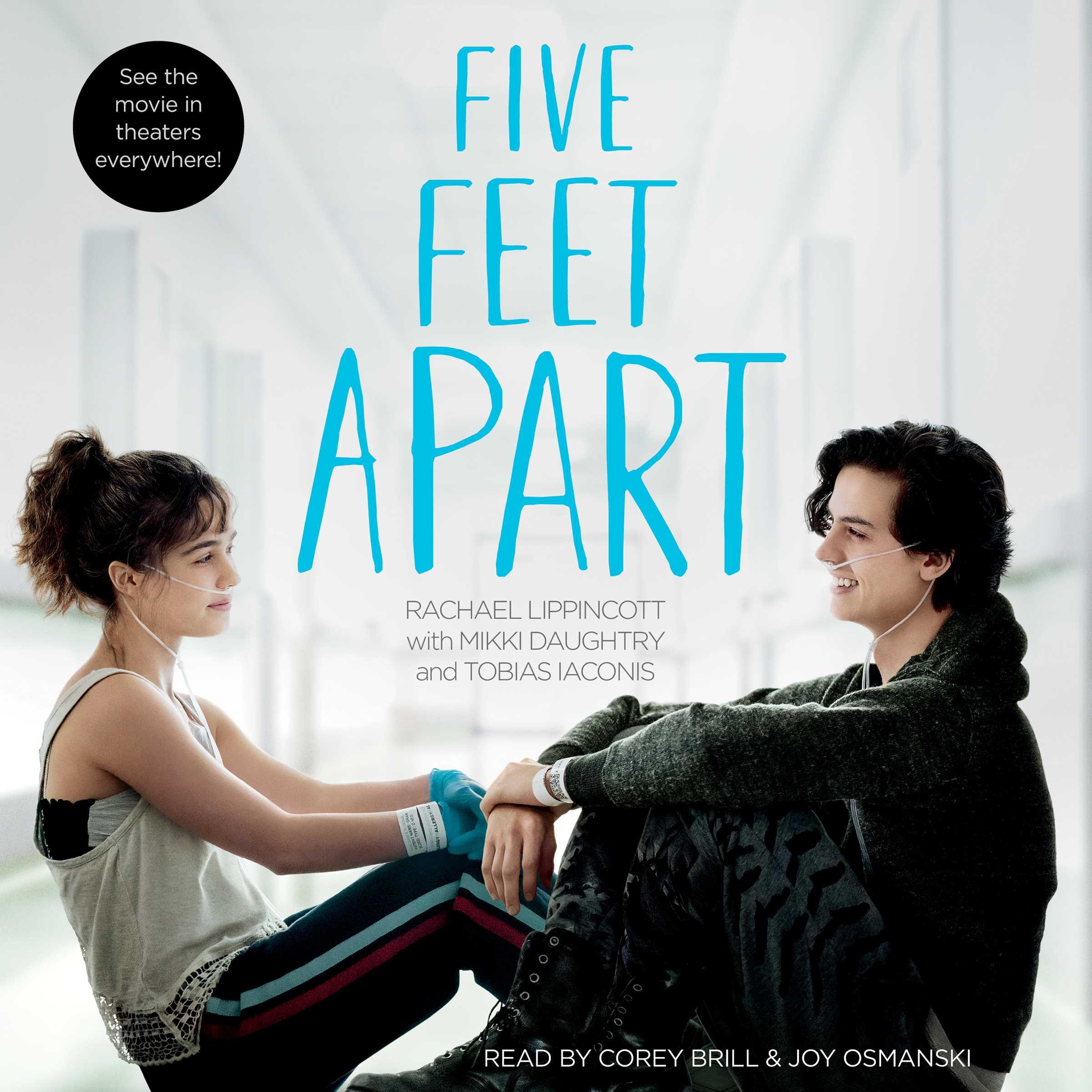 Five Feet Apart Audiobook By Rachael Lippincott, Joy