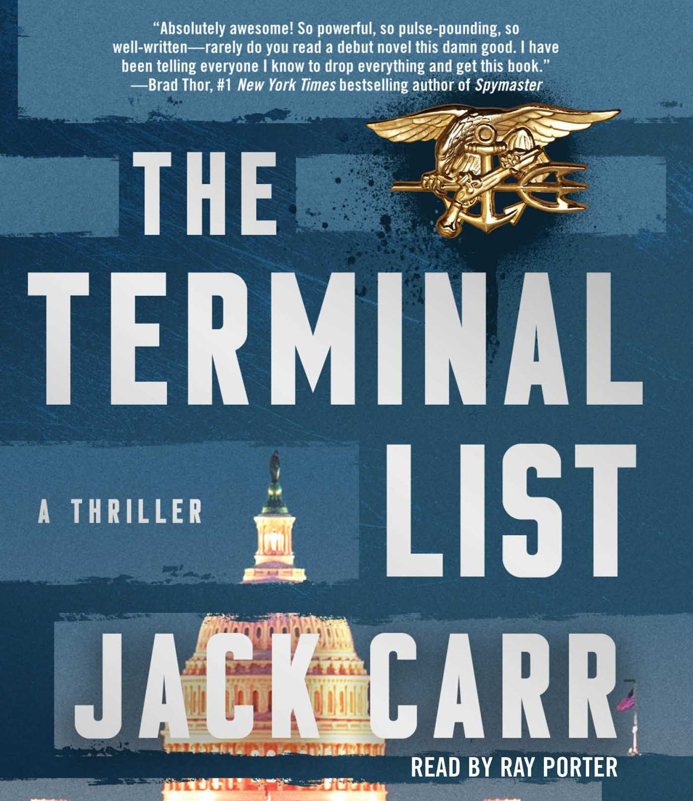 The terminal list 9781508268437 hr