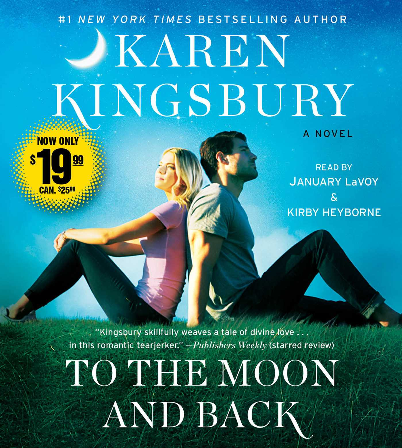 To the moon and back 9781508277644 hr