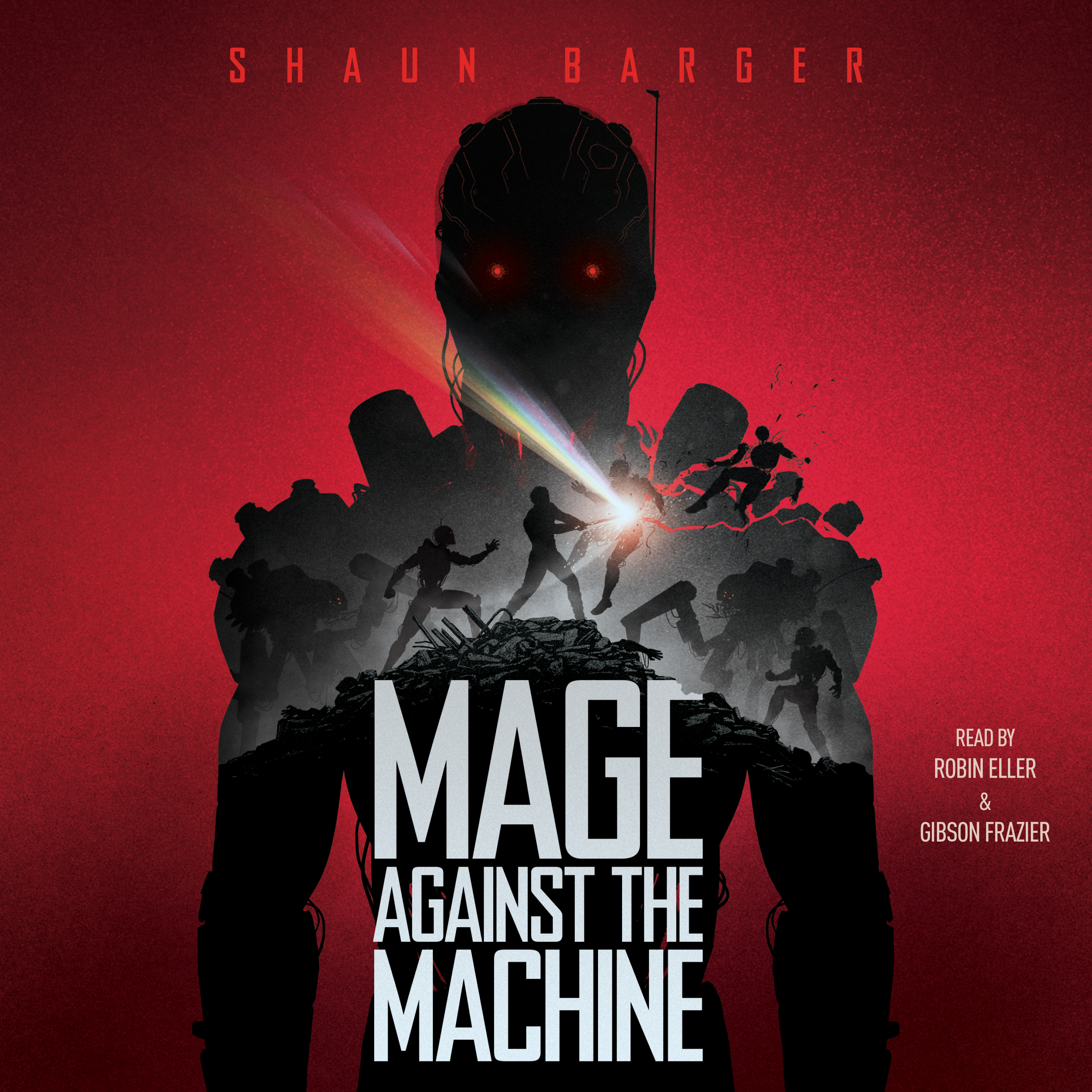 Mage against the machine 9781508277798 hr