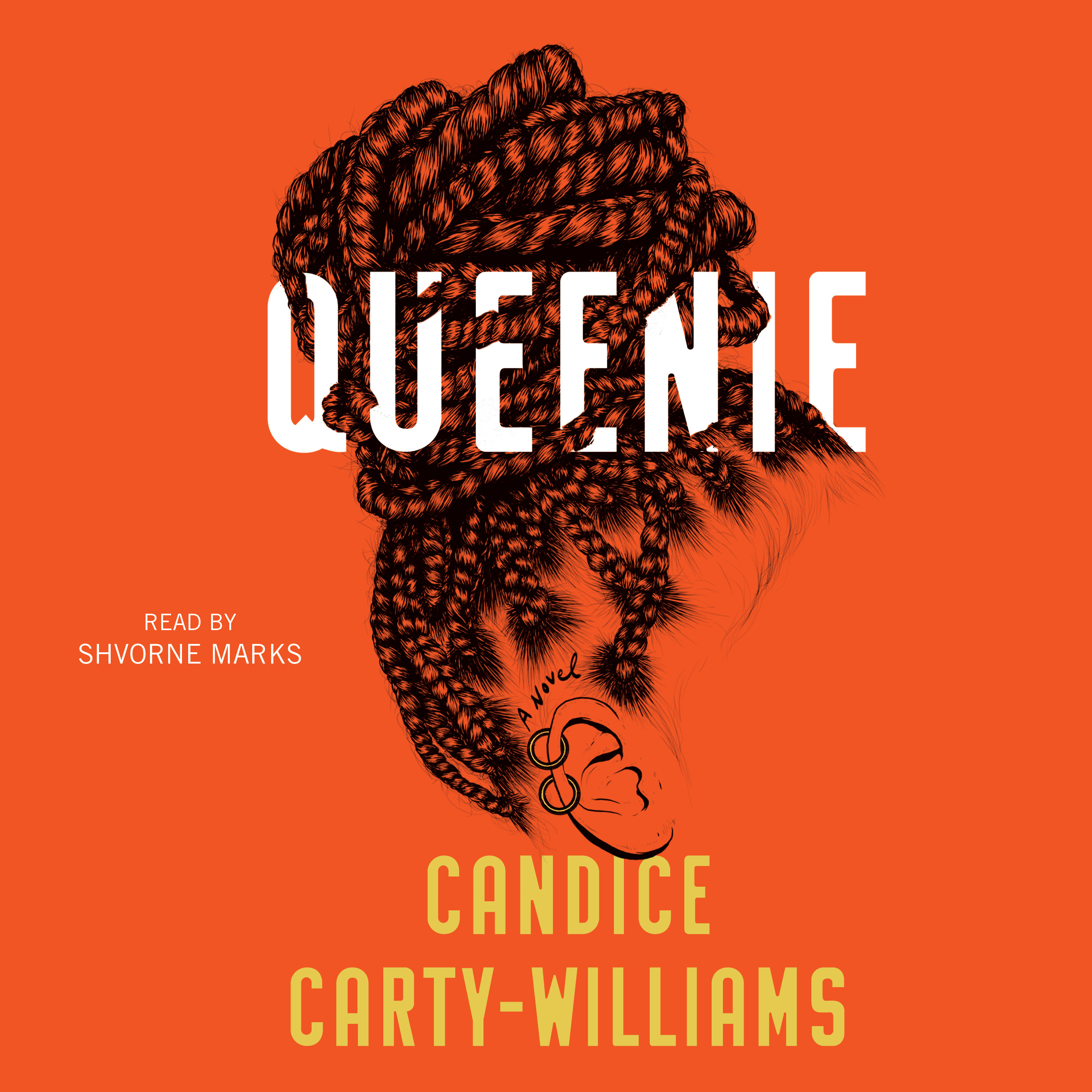 Queenie Audiobook by Candice Carty-Williams, Shvorne Marks | Official  Publisher Page | Simon & Schuster