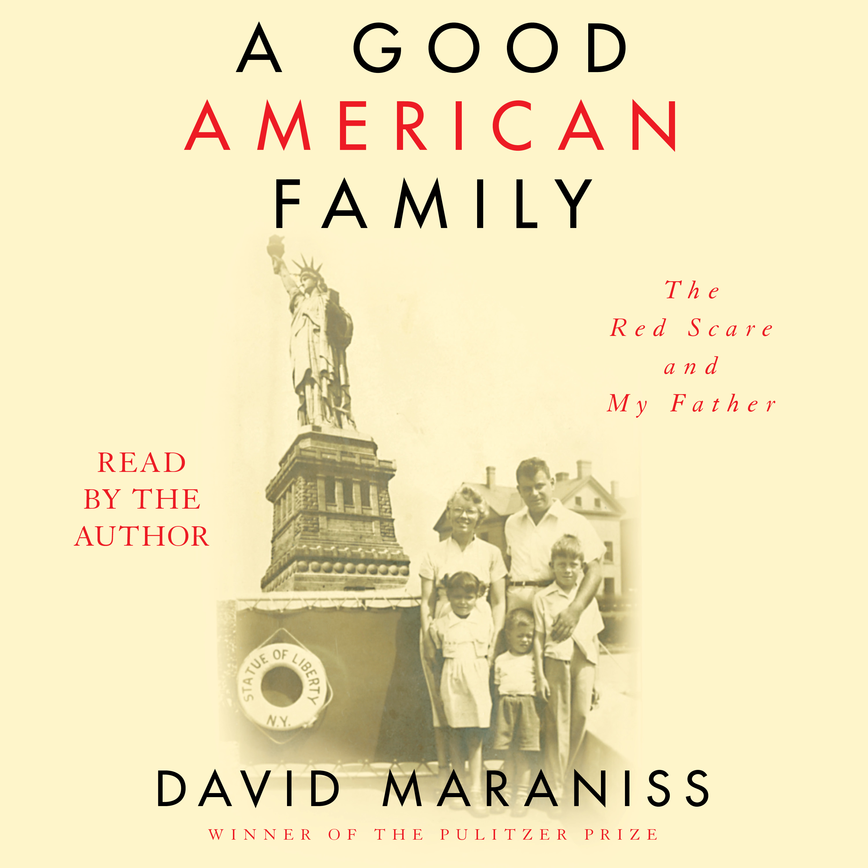 A Good American Family Audiobook by David Maraniss | Official