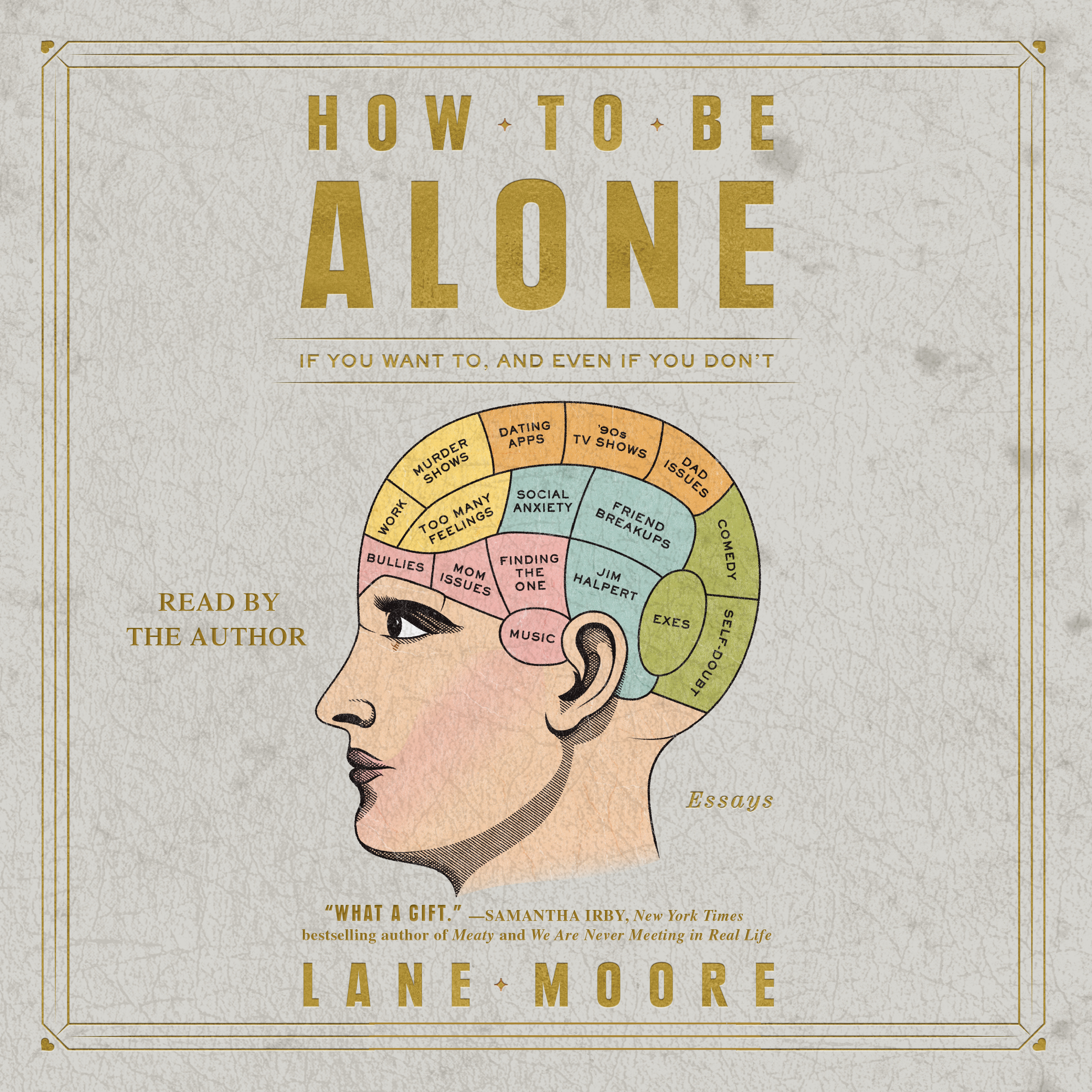 How to be alone 9781508285182 hr
