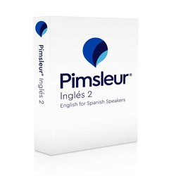Pimsleur English for Spanish Speakers Level 2 CD