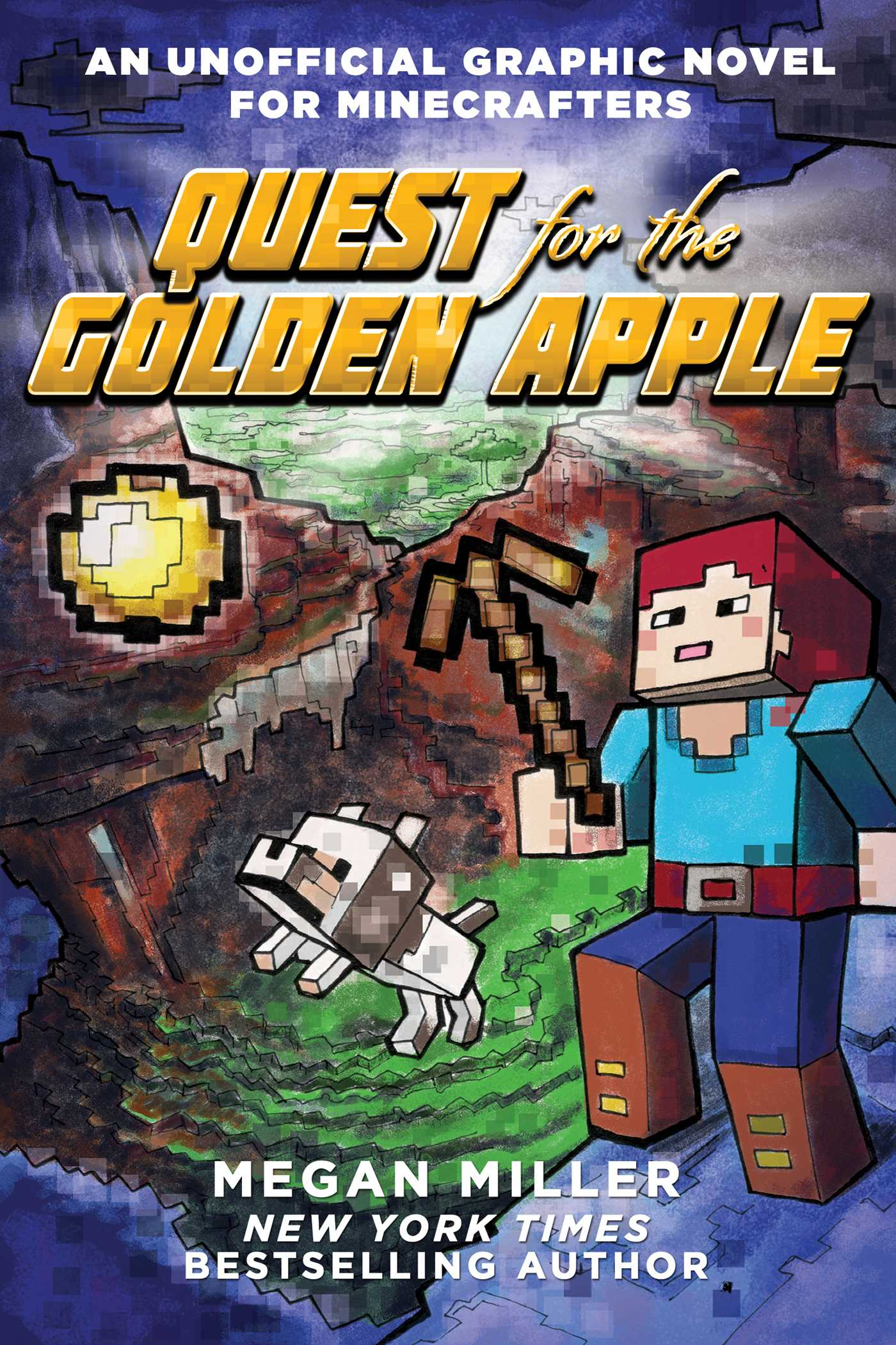 Quest for the Golden Apple | Book by Megan Miller | Official