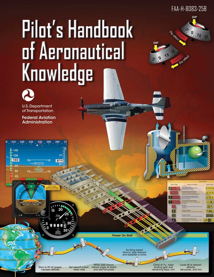 Pilot S Handbook Of Aeronautical Knowledge Federal Aviation