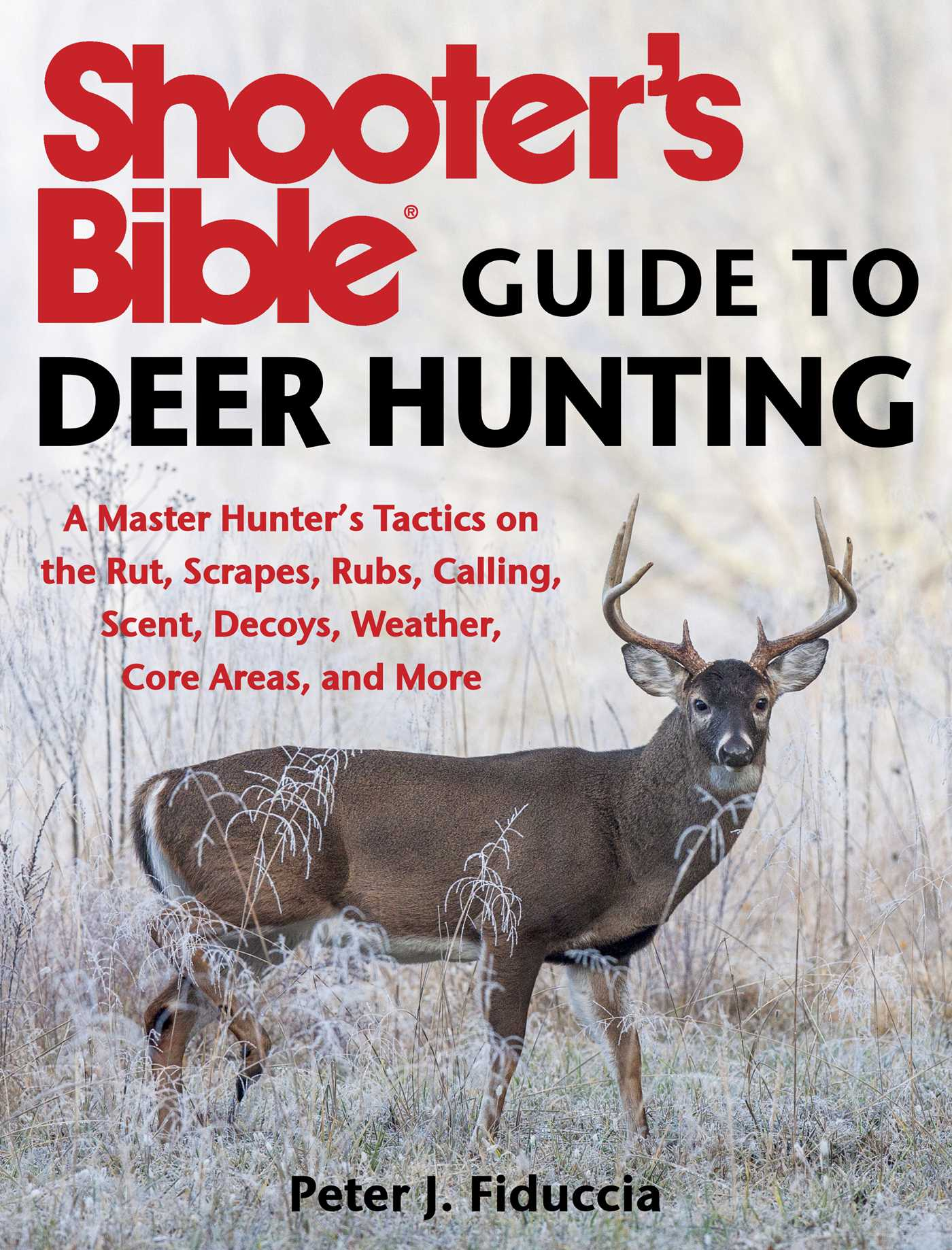 Shooters bible guide to deer hunting 9781510727533 hr