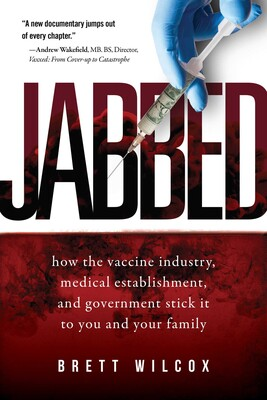 Jabbed | Book by Brett Wilcox | Official Publisher Page | Simon