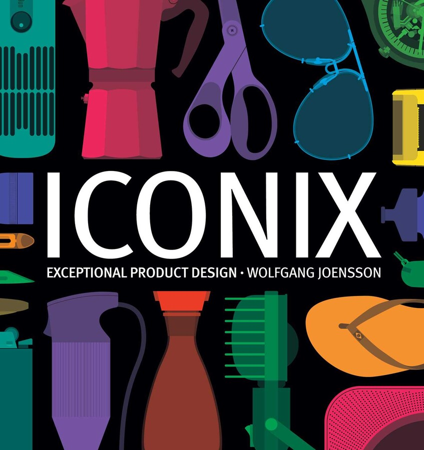 Iconix | Book by Wolfgang Joensson | Official Publisher Page