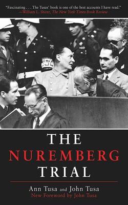 The Nuremberg Trial | Book by Ann Tusa, John Tusa | Official