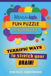 Buy Mensa® for Kids: Fun Puzzle Challenges