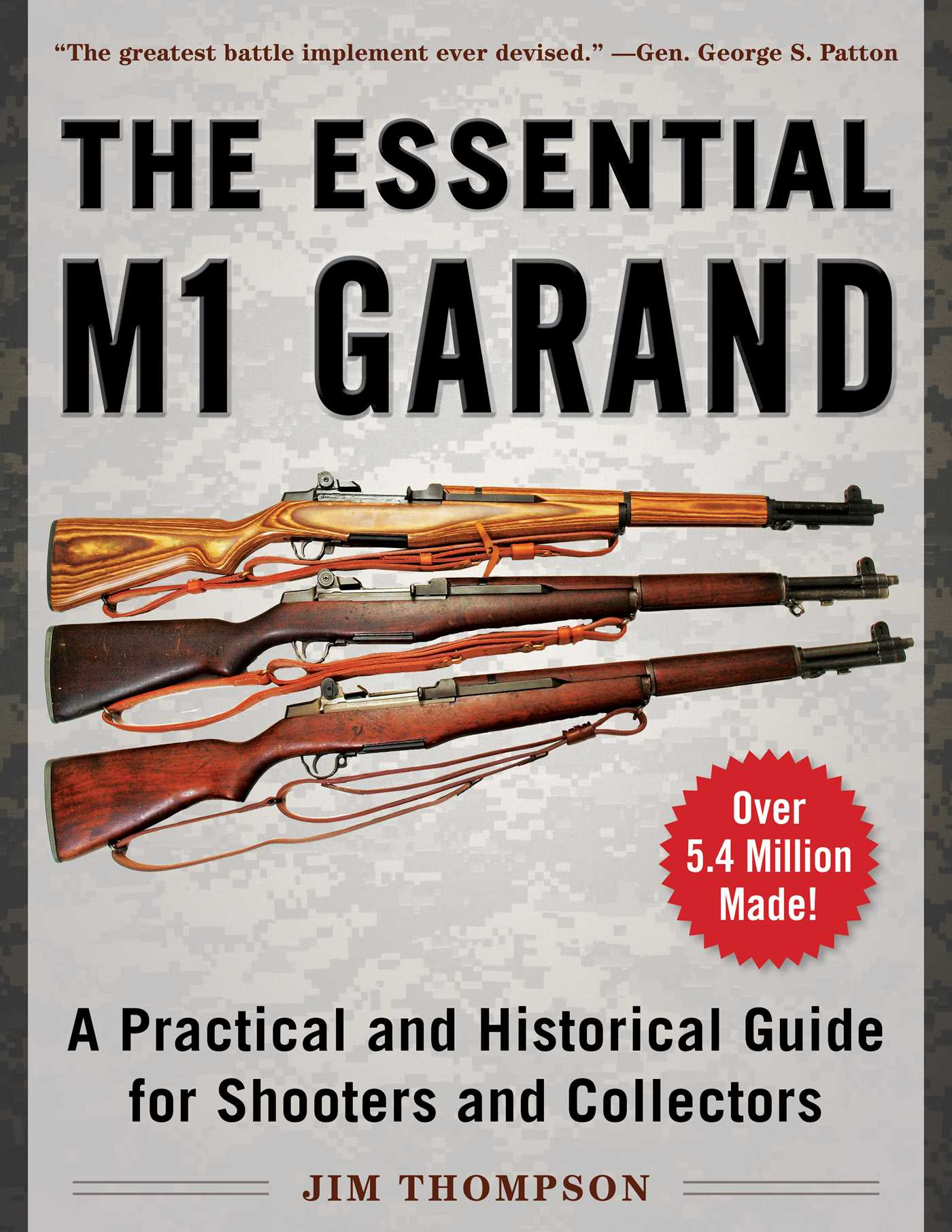 The essential m1 garand 9781510740143 hr