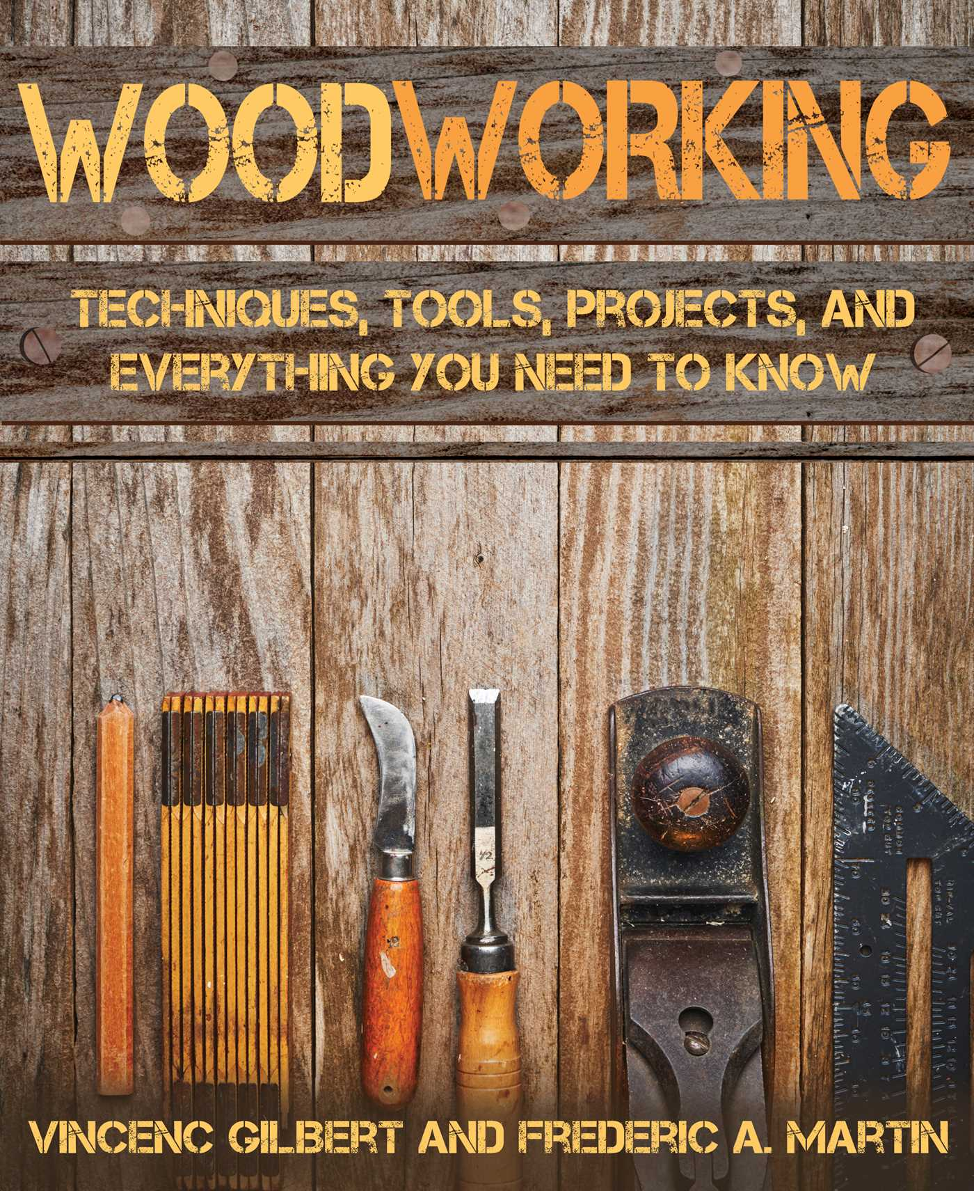 Woodworking Book By Vicenc Gilbert Frederic A Martin