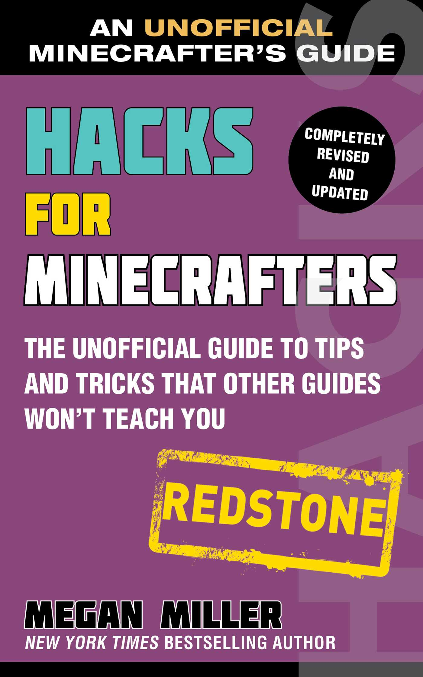 Hacks For Minecrafters Redstone Book By Megan Miller