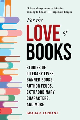 Image result for for the love of books by graham tarrant