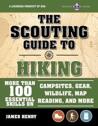 The Scouting Guide to Hiking: An Official Boy Scouts of America Handbook