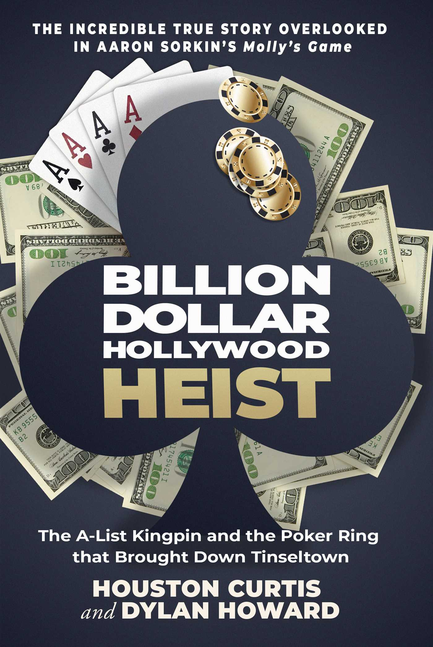Billion Dollar Hollywood Heist Book By Houston Curtis Dylan Howard Official Publisher Page Simon Schuster