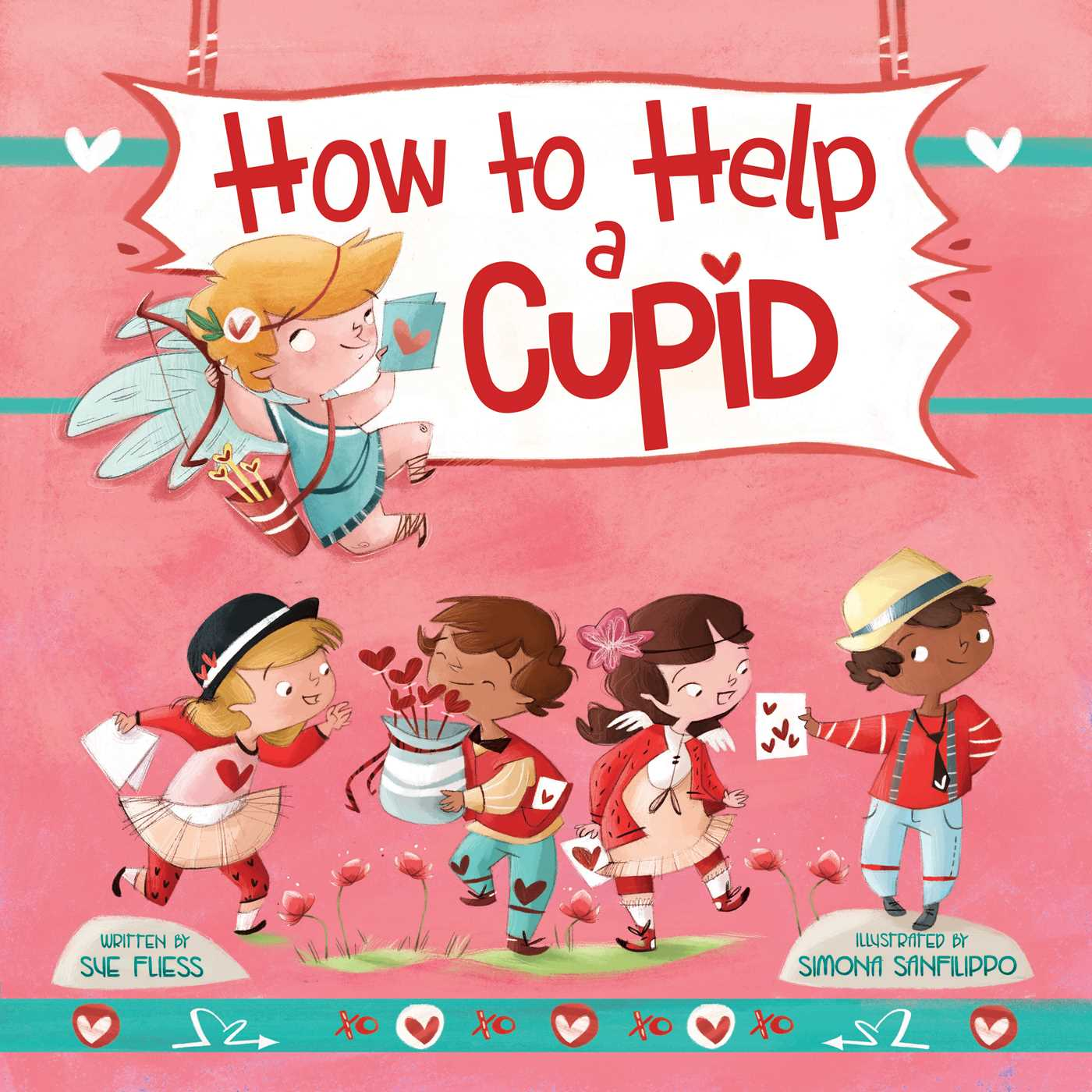 How to Help a Cupid | Book by Sue Fliess, Simona Sanfilippo | Official  Publisher Page | Simon & Schuster