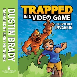 Trapped in a Video Game (Book 2)