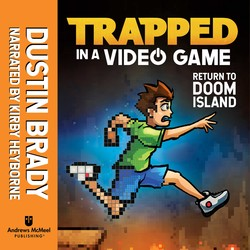 Trapped in a Video Game (Book 4)